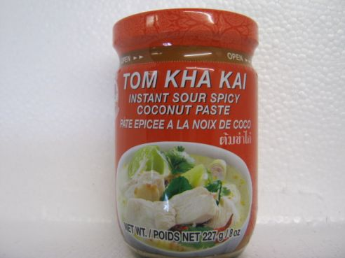 Tom Kha Kai Paste, Cock Brand, 227g